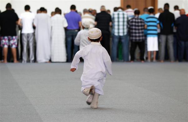 Jumma and masjid