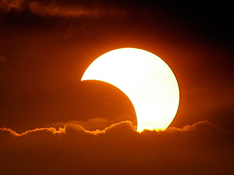 The Eclipse Prayer: Salaat-ul-kusoof (Solar Eclipse prayer) and ...