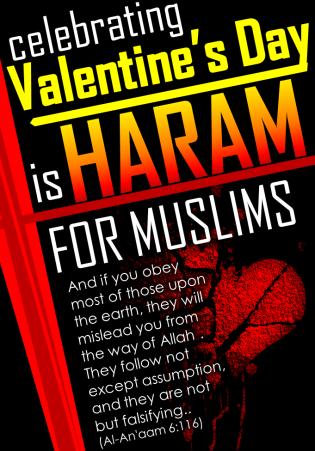 Valentine's Day Haraam