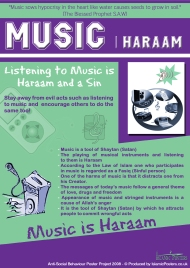 Music Is Forbidden In Islam