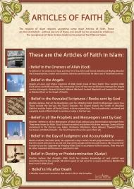 6 Pillars of Imaan