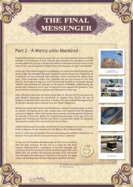The Prophet Muhammad (pbuh) pt 2