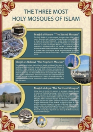 The Three Holy Mosques in Islam