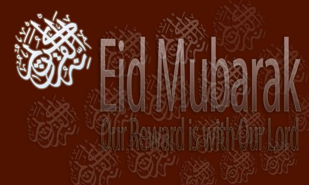 Eid Mubarak D1