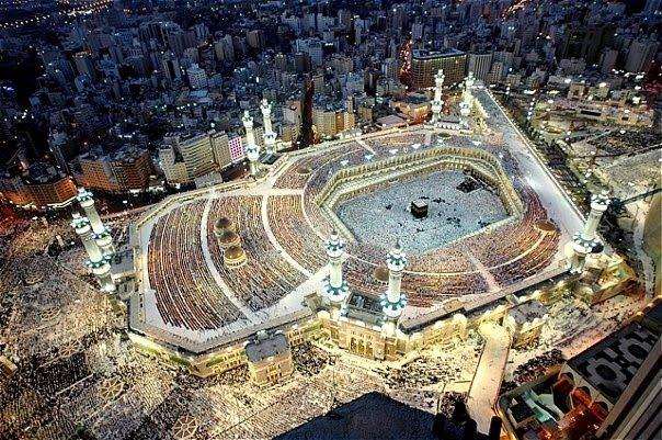 Makkah at Hajj