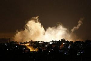 Ummah in Gaza under attack by Israelis