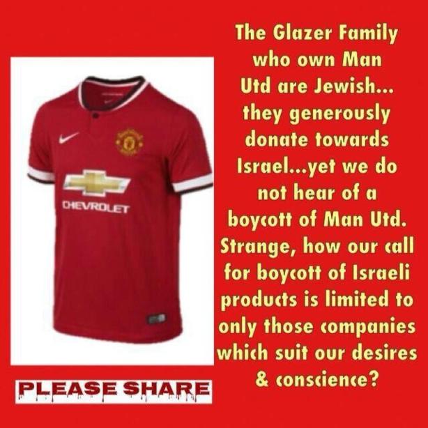 Boycott Manchester United