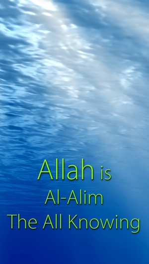 Allah is the All Knowing med