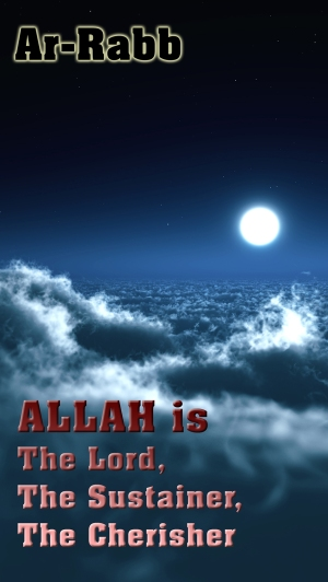 Allah is the Lord med