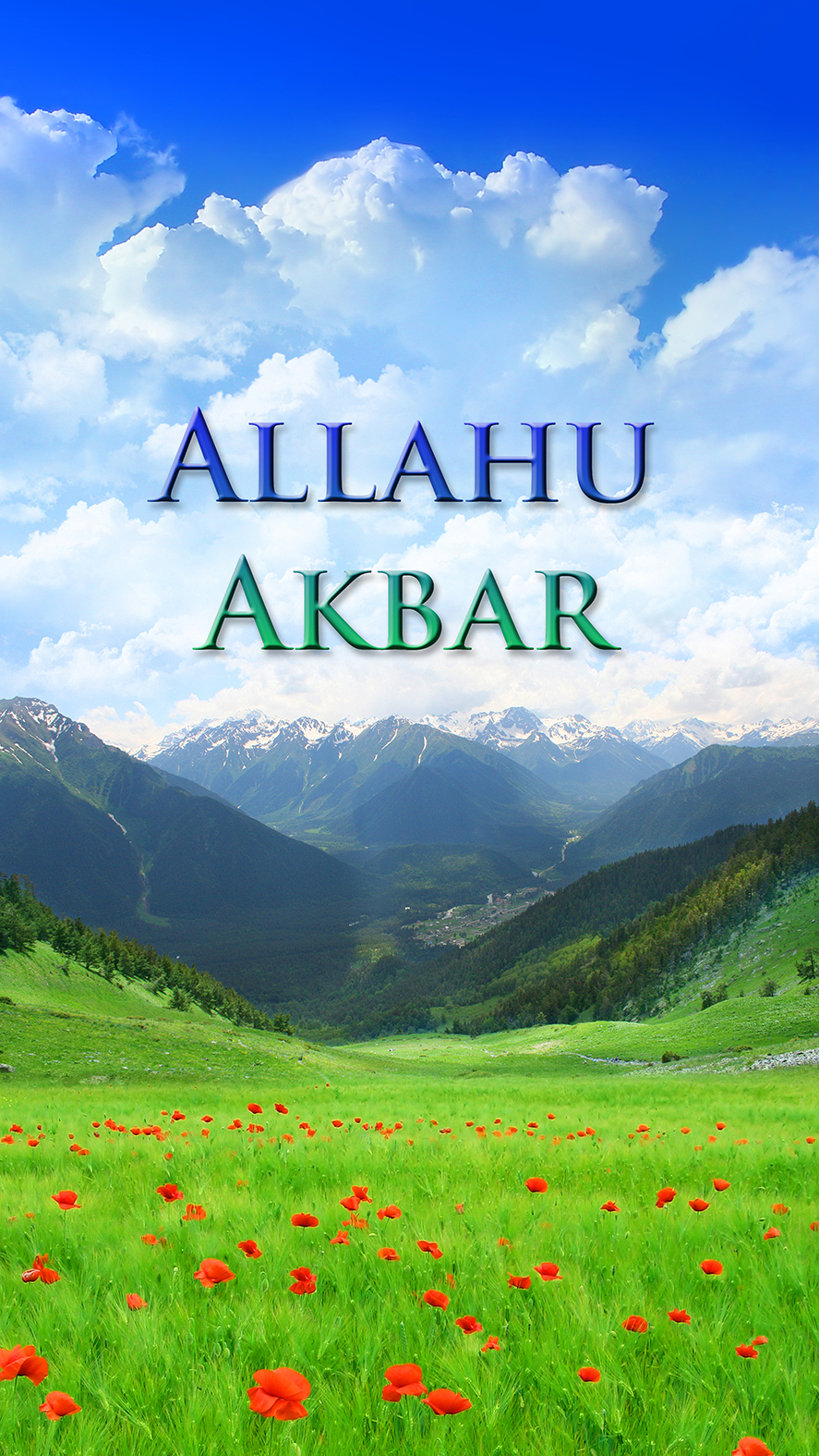 Allah Is Our Lord Free Wallpapers To Download