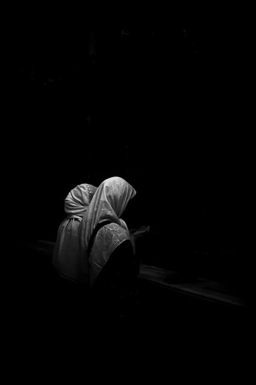 dua muslimah dark